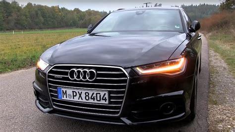 Audi A6 Bitdi by 2016 Audi A6 Avant 3 0 Bitdi 320 Hp Test Drive
