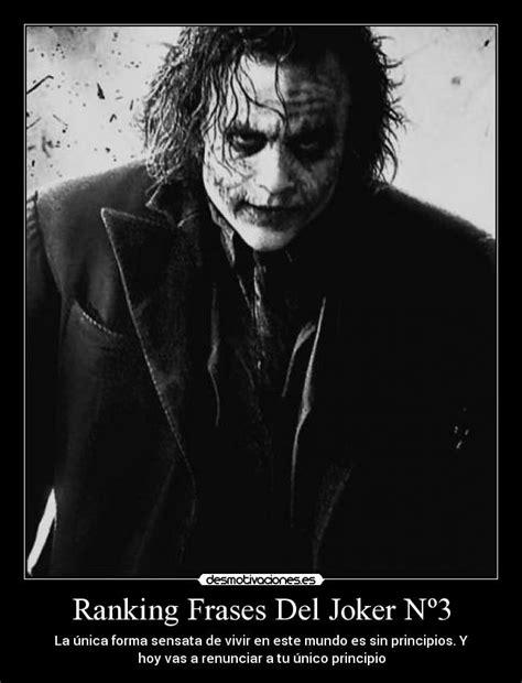 imagenes de el joker con fraces ranking frases del joker n 186 3 desmotivaciones