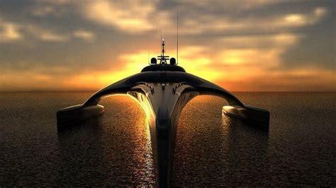 trimaran yacht hong kong le plus beau yacht trimaran du monde est construit 224 hong kong
