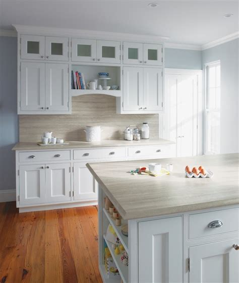 white formica kitchen cabinets 3458 travertine silver 180fx 174 with ogee idealedge