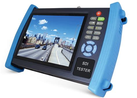 Cctv Ip Address Finder 7 Inch Multi Functional Cctv Tester With Ip Address Search Manufacturer And Supplier