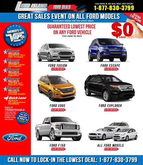 Levittown Ford by Ford Lease Deals Ny Lamoureph