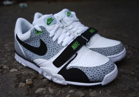 Nike Air Trainer Low nike air trainer 1 low quot chlorophyll safari quot available