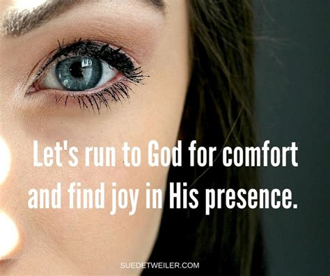 finding comfort in god make god your comfort sue detweiler
