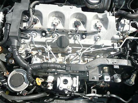 toyota auris d4d problems toyota avensis rav 4 2 0 engine d4d 1ad ftv engine