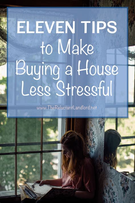 buying a house stress 11 tips to make buying a house less stressful