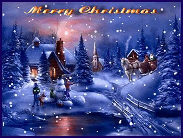 merry christmas animations clipart graphics