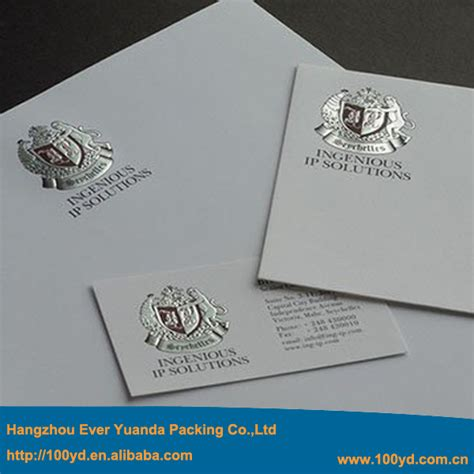 Where Can I Order Custom Embossed Business Cards