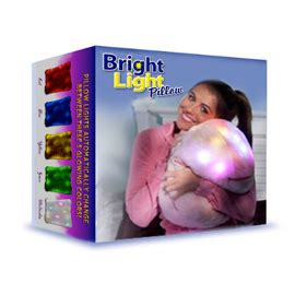 bright light pillow as seen on tv zoom tv products product list