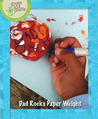 paper weight craft rocks paper weight s day craft