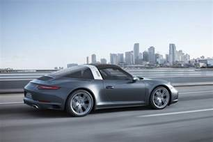 What Is A Porsche Targa New Porsche 991 2 4 And Targa 4 Unveiled Total 911