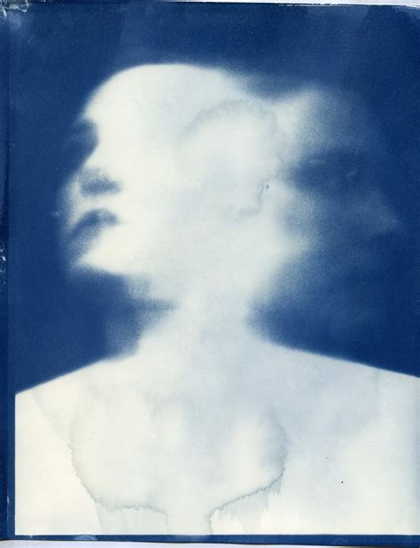 cyanotypes distorted body brittany cossette