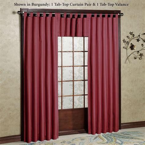 red tab top curtains red tab top curtains soozone