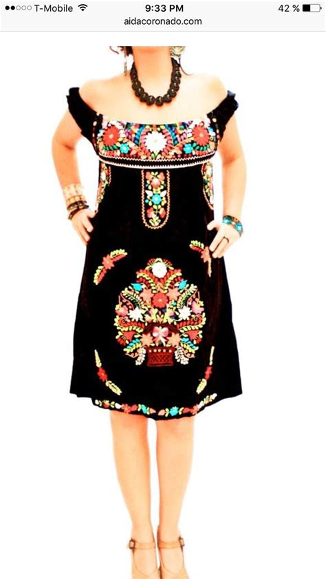 best 25 mexican embroidered dress ideas on