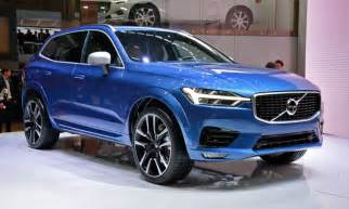 Volvo Suv 8 Interesting Facts About The All New 2018 Volvo Xc60 Suv