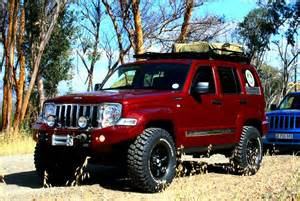 road bumper and lift jeep kk 2008 2013