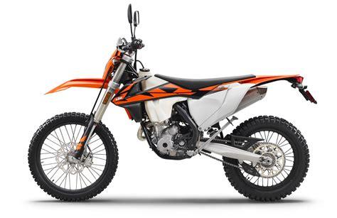 2018 ktm 350 xcf ktm announces 2018 exc f dual sport motorcycles 8 fast facts