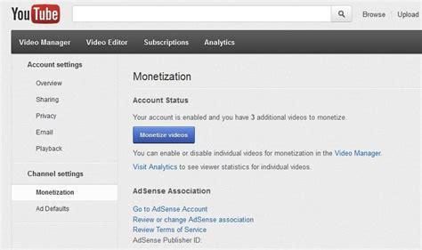 adsense review taking too long 187 how to associate youtube with adsense account izzy laif