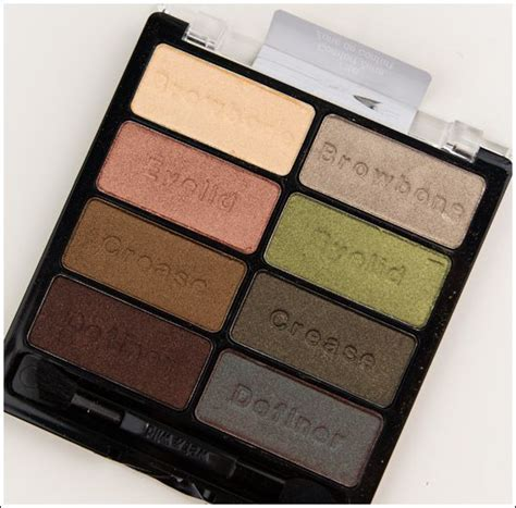 n comfort zone eyeshadow palette review photos