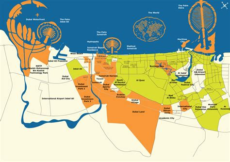 emirates zone introduction to dubai districts redubai com