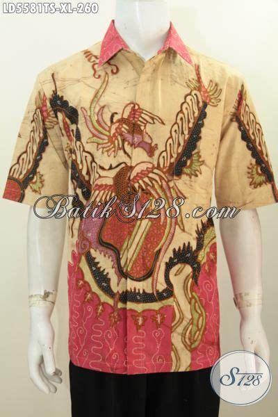 Batik Cowok Dewasa batik hem keren lelaki dewasa ukutan xl baju batik