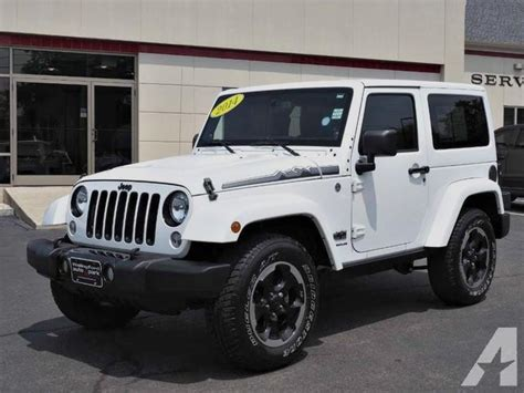 jeep polar edition 2014 jeep wrangler polar edition 4x4 polar edition 2dr suv