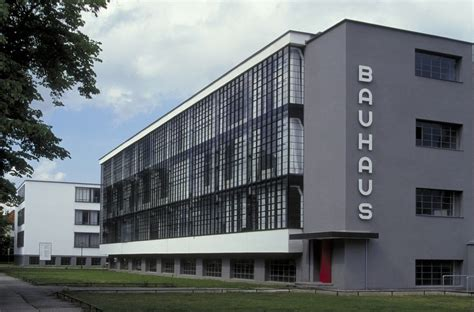 Das Bauhaus Walter Gropius by What Steve Learned From The Bauhaus