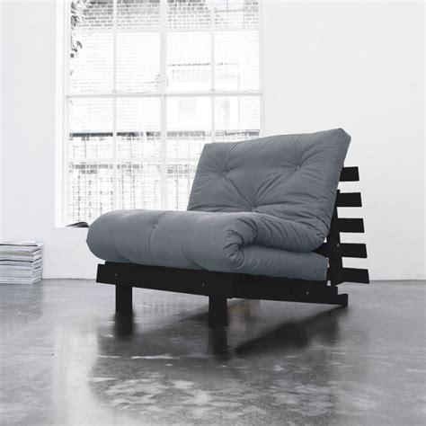 poltrona letto futon poltrona letto futon roots karup in legno wenge futon e