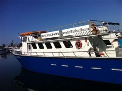 boat service group key west key west party boat fishing key west group fishing charters
