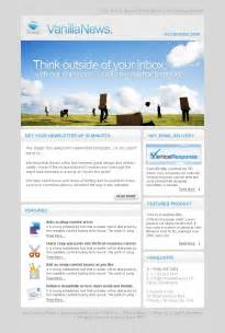 email newsletter templates newsletter template