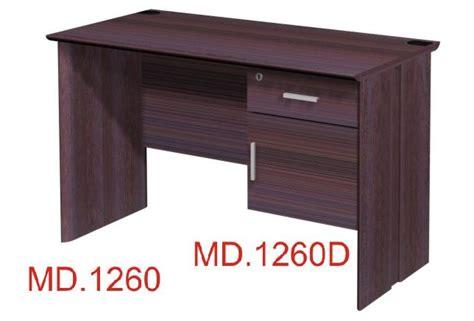 Meja Kantor Merk Elite meja kantor expo md 1260 furniture kantor jual
