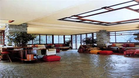 Falling Water Interior fallingwater house interior home design