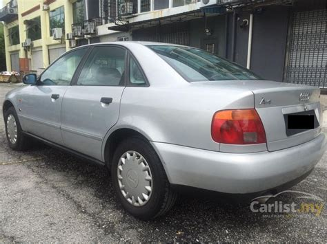 Audi A4 1 8 1996 by Audi A4 1996 1 8 In Selangor Automatic Sedan Silver For Rm