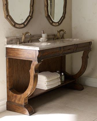 Console Vanity Traditional Bathroom Vanities And Sink Consoles