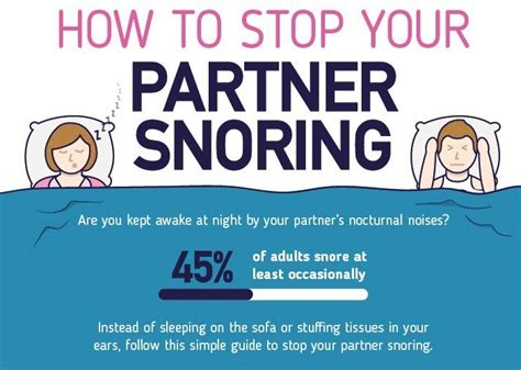 How To Stop Being A Sleeper by An Easy Guide To Stopping Your Partner S Snoring Simplemost