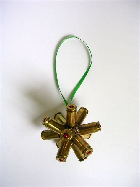 shotgun shell christmas 95 best christmas ornaments bullet casing images on