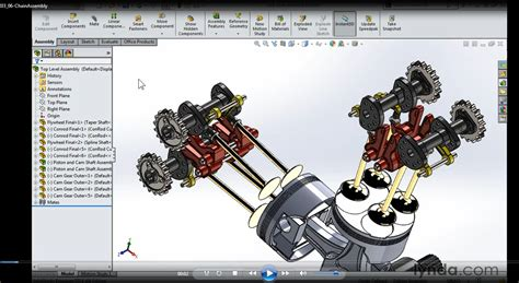 tutorial solidworks motor solidworks 2014 quot free tutorial modeling a motorcycle