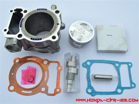 Piston Kit Cs1sonic Original oem genuine honda cbr 125 racing gepard oversize piston tuning set