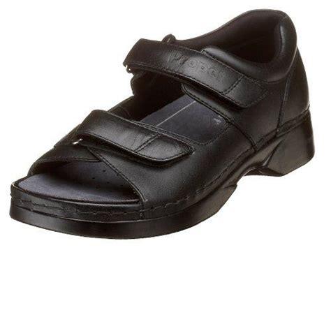 propet pedic walker removable footbed sandals s ebay