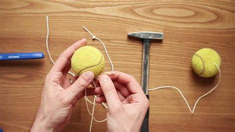 giochi da fare in casa da soli giochi fai da te da fare in casa palla dondolona