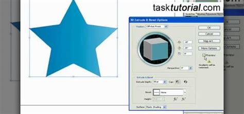reset star tool illustrator how to create a 3d star in illustrator 171 adobe illustrator