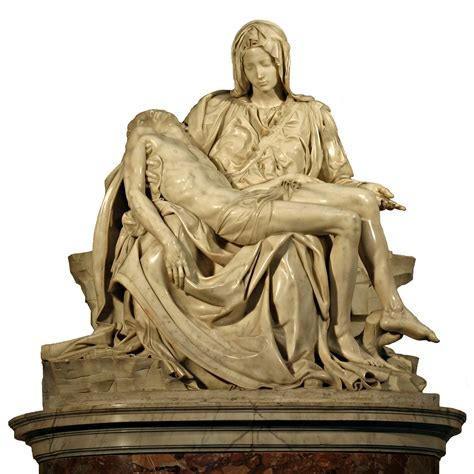 Images Of Michelangelo S Pieta file michelangelo s pieta 5450 cut out png