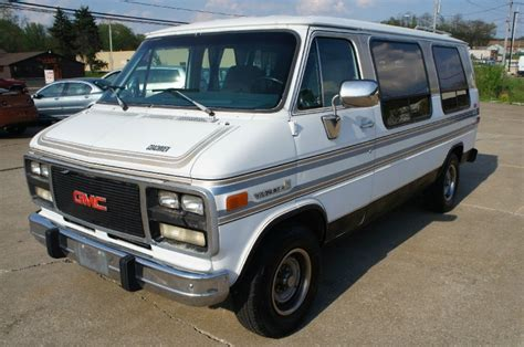 manual cars for sale 1994 gmc rally wagon 3500 transmission control 1992 gmc vandura rally 2500 coachmen van w only 105162 miles 1st quality auto mall auto