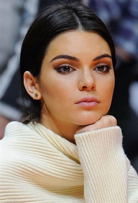 kylie jenner makeup tutorial natural steal her beauty look kendall jenner jenner makeup
