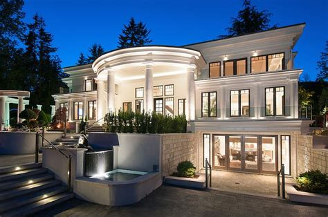 luxury home design show vancouver mansion home estate opulent british properties manor