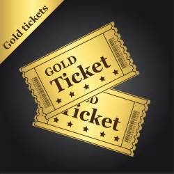 gold ticket template free golden ticket images new calendar template site