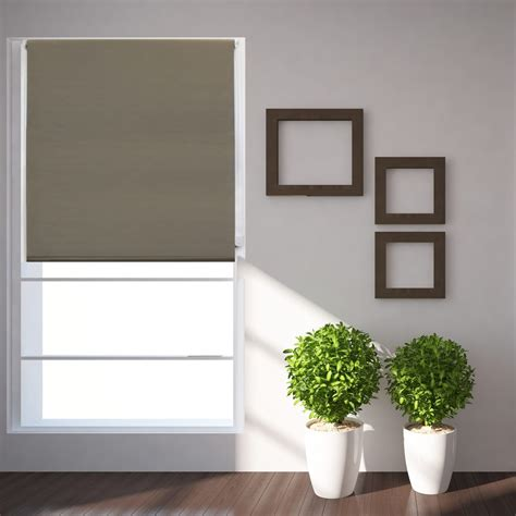 Fabric Window Shades Room Darkening Fabric Roller Shade Hyman Inc