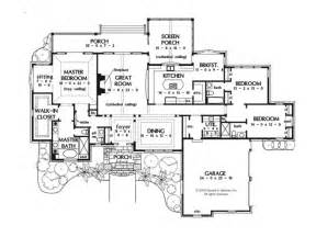 eplans european house plan one story luxury 2866 square