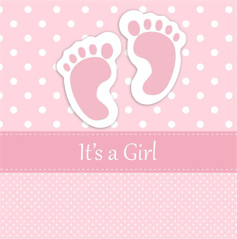 it s a wonderful card template baby footprints card free stock photo domain