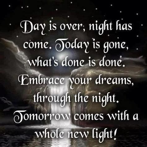 bed time prayers the day is over tomorrow comes wicca love life